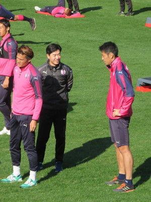 C大阪退任の尹晶煥監督来季は「必要としてくれるクラブがあれば、どこでも」