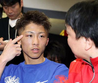 井上尚弥、圧勝V7も右目に腫れ…意外な原因とは