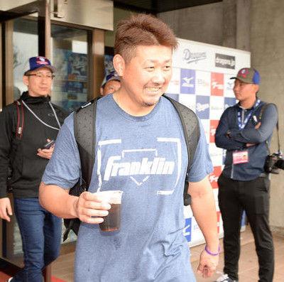 中日松坂が永住権取得のため米国に一時渡航