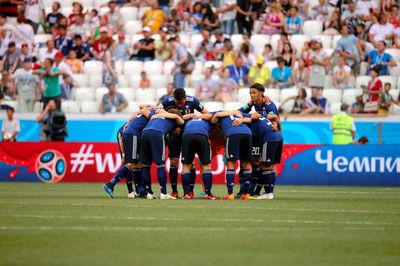 フェアプレーポイント、W杯で初適用日本とセネガル
