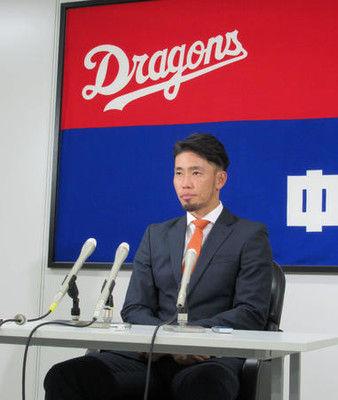 中日藤井は現状維持、外国人の代役「いい気しない」