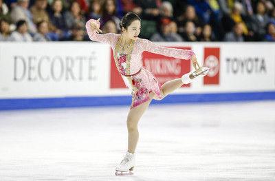 本田真凜右足首負傷も「私はもっと強くなる」