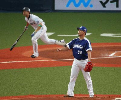 """松坂""""ぶっつけ""""球宴は無念2被弾5失点「もう少しまともなボールを投げたかった」"""