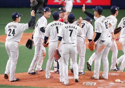 侍J、連夜の逆転勝利!甲斐が決勝打驚異の粘りで日米野球勝ち越し決定