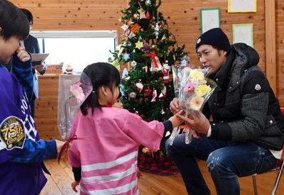 柳田39発で1170万寄付「子どもたちのおかげ」