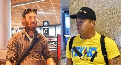 パットン、米復帰示唆外国人4選手が離日