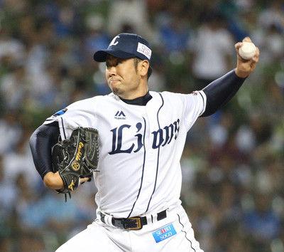 """西武・榎田""""虎から獅子""""で初10勝阪神から移籍1年目、昨年はわずか3登板"""