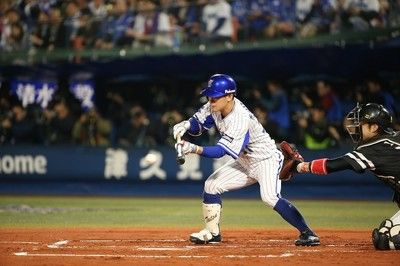 DeNA・柴田竜拓最激戦区でつかむ定位置/二番打者の矜持