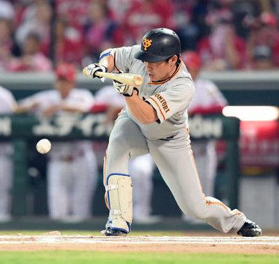 巨人、桑田以来投手16年ぶり代打吉川光夫