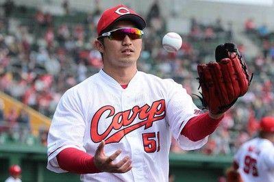 広島が来季背番号を発表鈴木が前田氏の「1」を継承、松山は「55」に