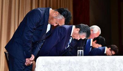 片山晋呉の「不快行動」詳細を報告、厳罰化進める