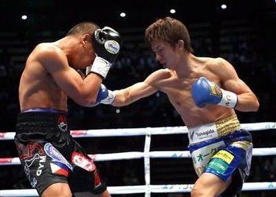 田口、判定勝ちでV7!日本人3人目の統一王者!今後は国内初2団体王座の同時防衛へ/BOX