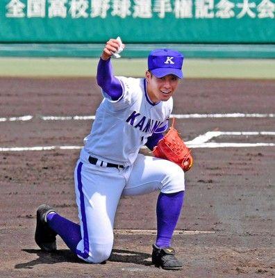 日本ハムドラ1輝星「侍ポーズ」条件付きOK栗山監督「こだわりあれば」
