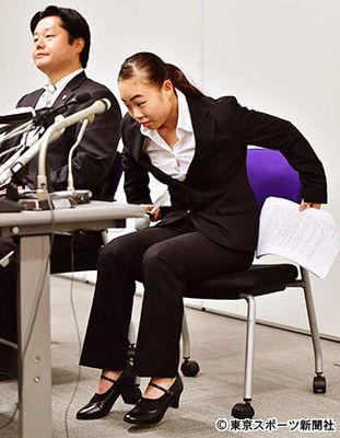 """宮川紗江無罪の塚原夫妻との""""全面対決回避""""の真意"""