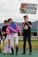武豊、前人未到のJRA通算4000勝達成目標は「次のレースを勝ちたい」