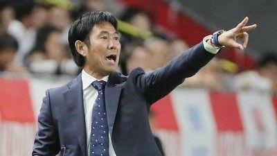 5戦無敗の日本代表、森保一監督「アジアでチャンピオンになることが目標」