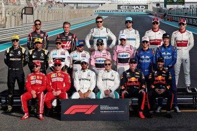 現役F1ドライバーが選ぶ『2018年トップ10ドライバー』が発表。アロンソに高い評価、ガスリーもランクイン