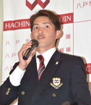 """巨人が外れ外れ1位で指名、八戸学院大・高橋を1位指名は""""北東北のドクターK"""""""