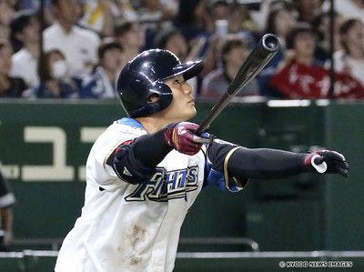 実は47年前が最後…日本ハムの「日本人選手によるシーズン40発」