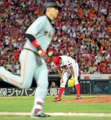 広島今季10試合目の延長は引き分け延長成績は5勝3敗2分け九回中崎が被弾