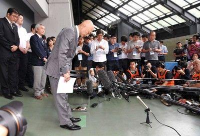 栄和人氏、至学館大での指導は継続へ声震わせ「選手の前で涙が」