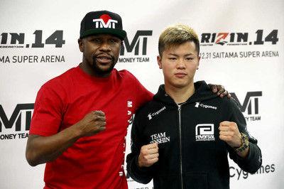 ボクシング汚すな!アミール・カーンがメイウェザーを批判那須川天心と対戦へ