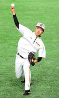 【巨人】高田がプロ初登板初先発重信が「1番・中堅」…中日戦スタメン発表