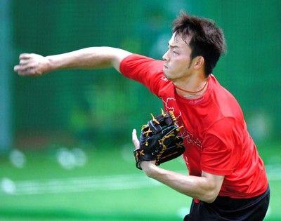 広島・薮田、2軍へ強制送還  佐々岡コーチ「今のボールでは厳しい」
