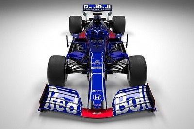 "F1新車""雑感""解説:トロロッソ・ホンダSTR14……エンジンカウルは超小型?"