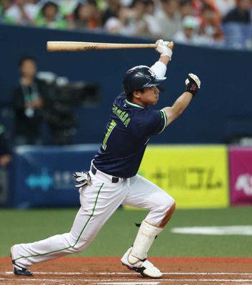 山田哲6連勝呼んだ!9回盗塁&11回V打「自分で言うのもなんですけど…」