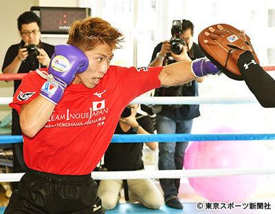 【WBSS】井上尚弥パヤノ戦に自信「過去最高に追い込んできた」