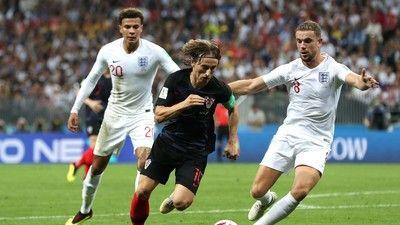 モドリッチが語る準決勝前の裏話…闘志に火をつけたのはイングランド「疲れ?僕たちを甘く見たね」