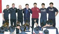 【楽天】世界初?J1・神戸と合同キャンプ開催で懇親会三木谷オーナーが豪華V祝賀会を予告