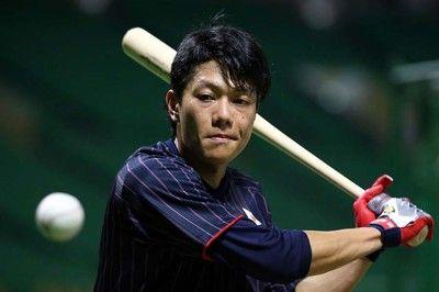 【侍ジャパン】楽天・田中和基がチーム初安打の二塁打後続が倒れ、6回終えて無得点