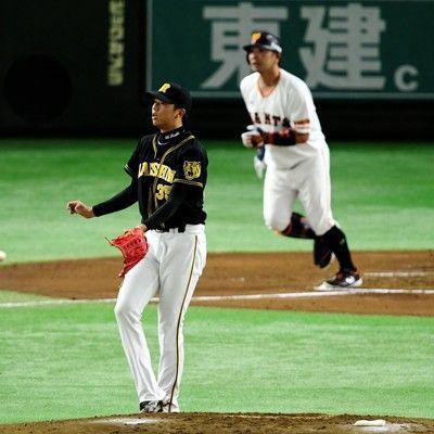 阪神、打線が沈黙して連勝が3でストップ才木が阿部の一発に沈む