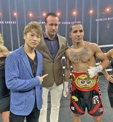 井上尚弥5・18WBSS準決勝でIBF王者エマヌエル・ロドリゲスと対戦決定
