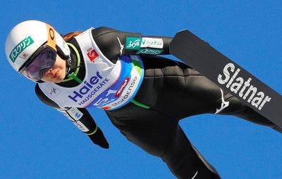 高梨沙羅、自己ワーストタイの6位スキー世界選手権