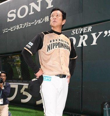 日本ハム・栗山監督に来季続投要請へ引退矢野に特命コーチ打診検討