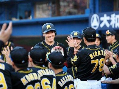 阪神・大山が1試合3発3本塁打は10年のブラゼル以来打線は4年ぶりの20点