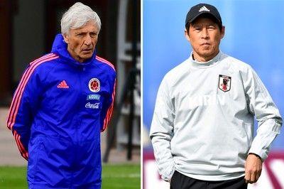 日本代表、19日にW杯初戦 対戦相手コロンビアはハメスの状態に懸念
