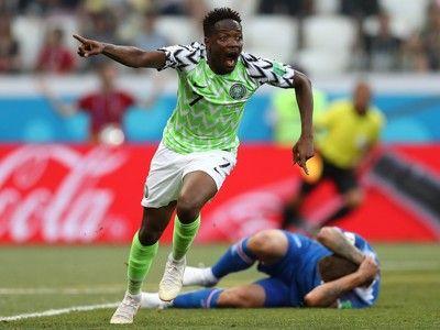 超絶個人技で2ゴール!! ムサ大暴れのナイジェリア、アイスランド撃破でD組2位浮上