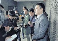 【広島】巨人からプロテクト名簿届く鈴木本部長、長期戦示唆「年を越すかも分からんな」