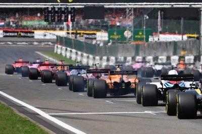 """F1予選システムが2019年に変更か。""""Q4""""追加を検討との報道"""