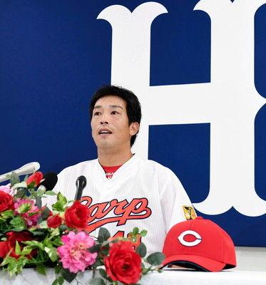 元広島・天谷氏がRCC野球解説者に「現役に近い立場で魅力伝える」