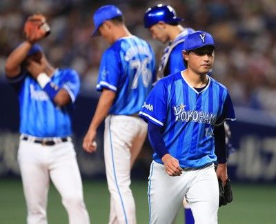 DeNA石田が2軍降格9安打5失点「1軍では1球が命取り」
