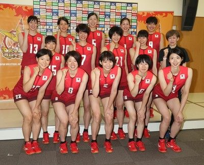 中田ジャパン3次リーグ進出決めるもブラジルにフルセットの末惜敗