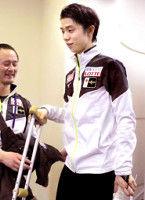張本勲氏、ケガ抱えGP2連勝の羽生に連続あっぱれ!「痛かっただろうにね、歯くいしばってよく頑張ってくれました」