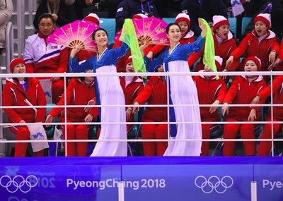 韓国政府、北朝鮮の平昌参加めぐり2億8000万円支出へ