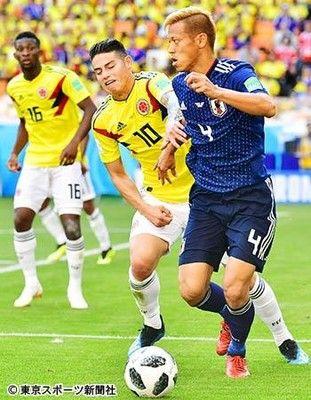 本田の見せ場は決勝アシストだけ…「走れない」「守れない」の醜態