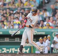 【巨人】立岡が決勝打阪神に競り勝つ山口俊は4年ぶり、移籍後初セーブ